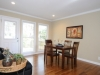 3611 Teal - Dining Room